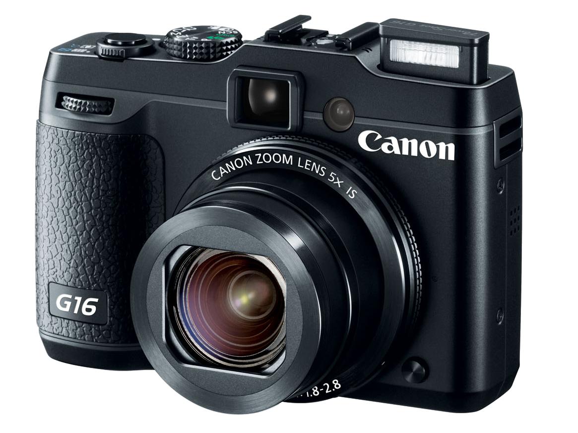 Canon PowerShot G16 Camera