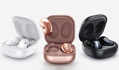 Samsung's Galaxy Buds Live set to rock ANC – could they top AirPods Pro?