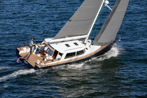 New Boats: Hinckley Sou'wester 53