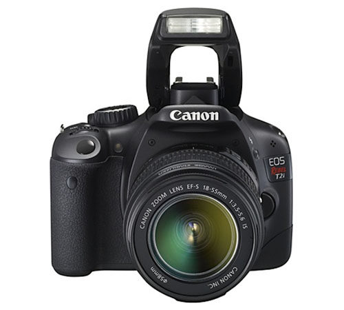 Canon EOS 550D (EOS Rebel T2i) Camera