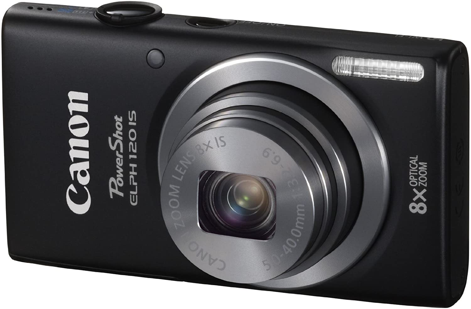 Canon PowerShot ELPH 120 IS Camera