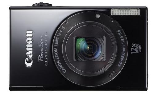 Canon PowerShot ELPH 530 HS (IXUS 510 HS) Camera