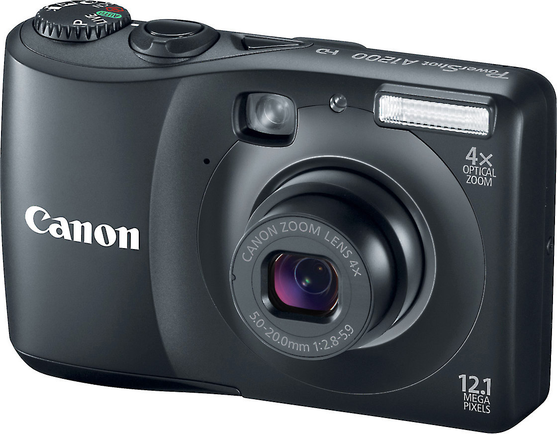 Canon PowerShot A1200 Camera