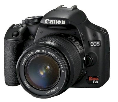 Canon EOS 500D (EOS Rebel T1i) Camera