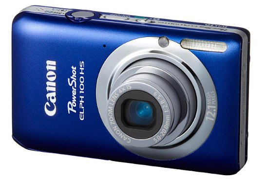 Canon PowerShot ELPH 100 HS (IXUS 115 HS) Camera