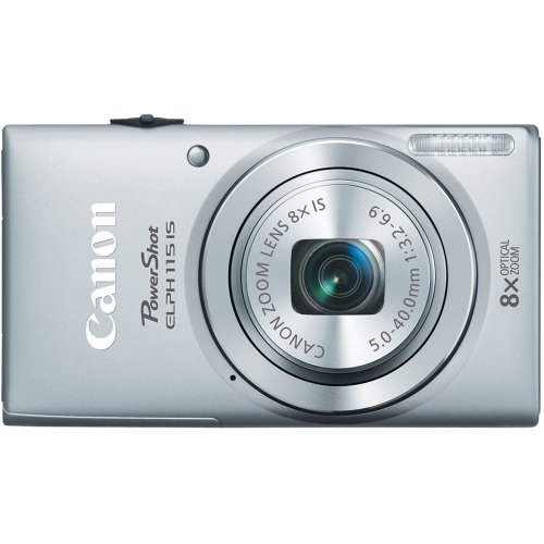 Canon PowerShot ELPH 115 IS Camera
