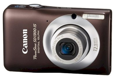 Canon PowerShot SD1300 IS (IXUS 105 / IXY 200F) Camera