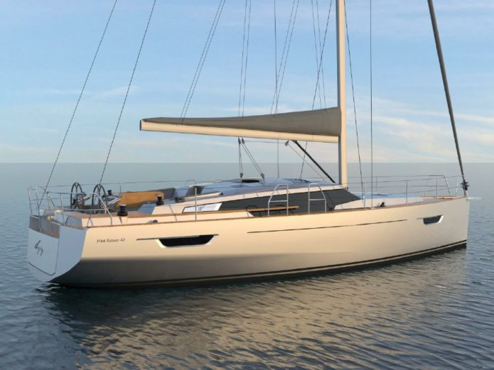 Wauquiez Pilot Saloon 42 Boat Review