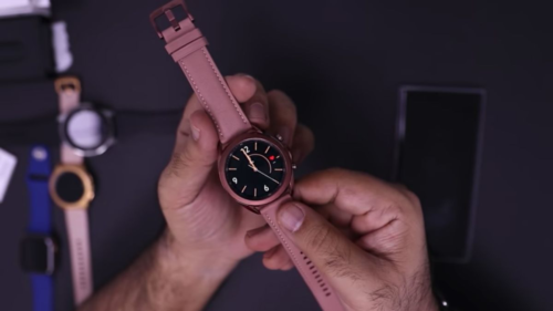 Samsung Galaxy Watch 3 unboxing video reveals stunning Apple Watch 6 rival