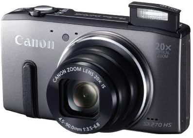 Canon PowerShot SX270 HS Camera