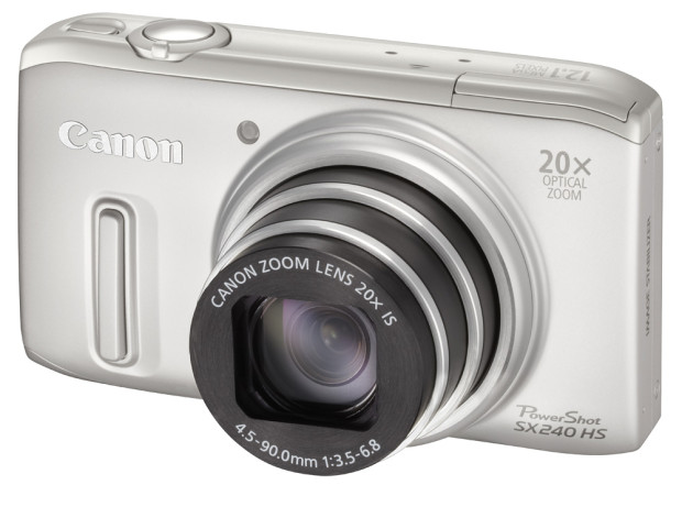 Canon PowerShot SX240 HS Camera