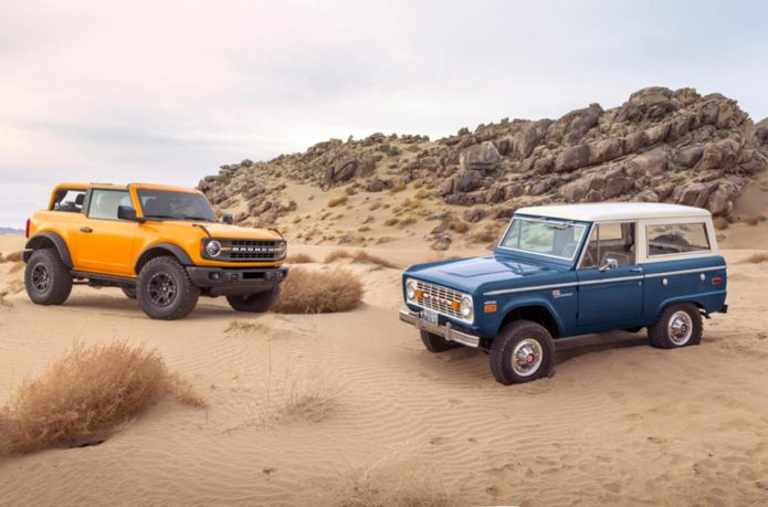 13 Exciting 2021 Bronco Features