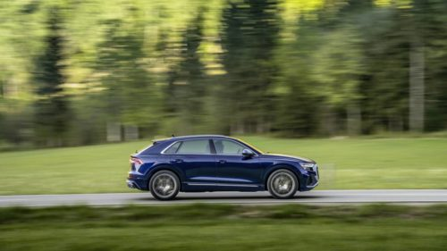 2020 Audi SQ7 and SQ8 arrives with 500HP V8 engines