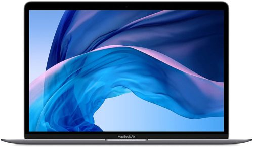Apple MacBook Air (13-inch, 8GB RAM, 256GB SSD Storage) – Space Gray (Latest Model)
