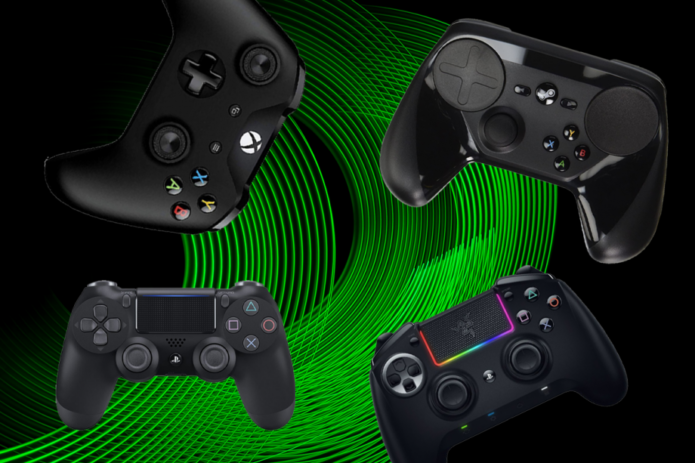 Best game controllers: 6 of the greatest pads across all platforms