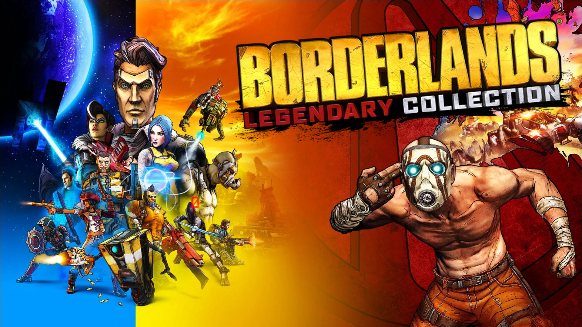 Borderlands Legendary Collection (Nintendo Switch) Review