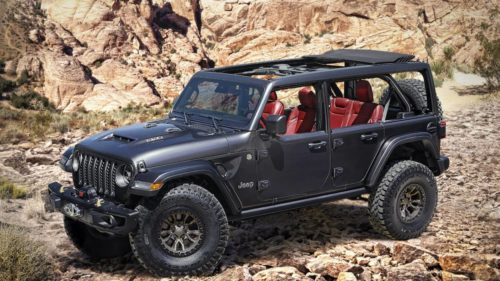 Jeep Wrangler 392 Concept First Drive Review: As Wonderful As You Think