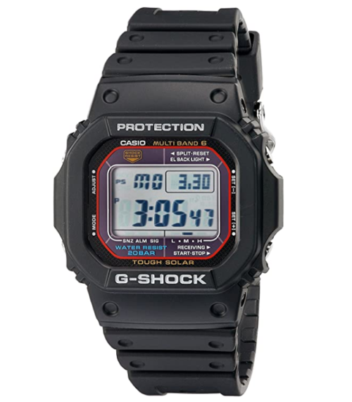 The Casio GW M5610: One Of the Smallest G-shocks Around