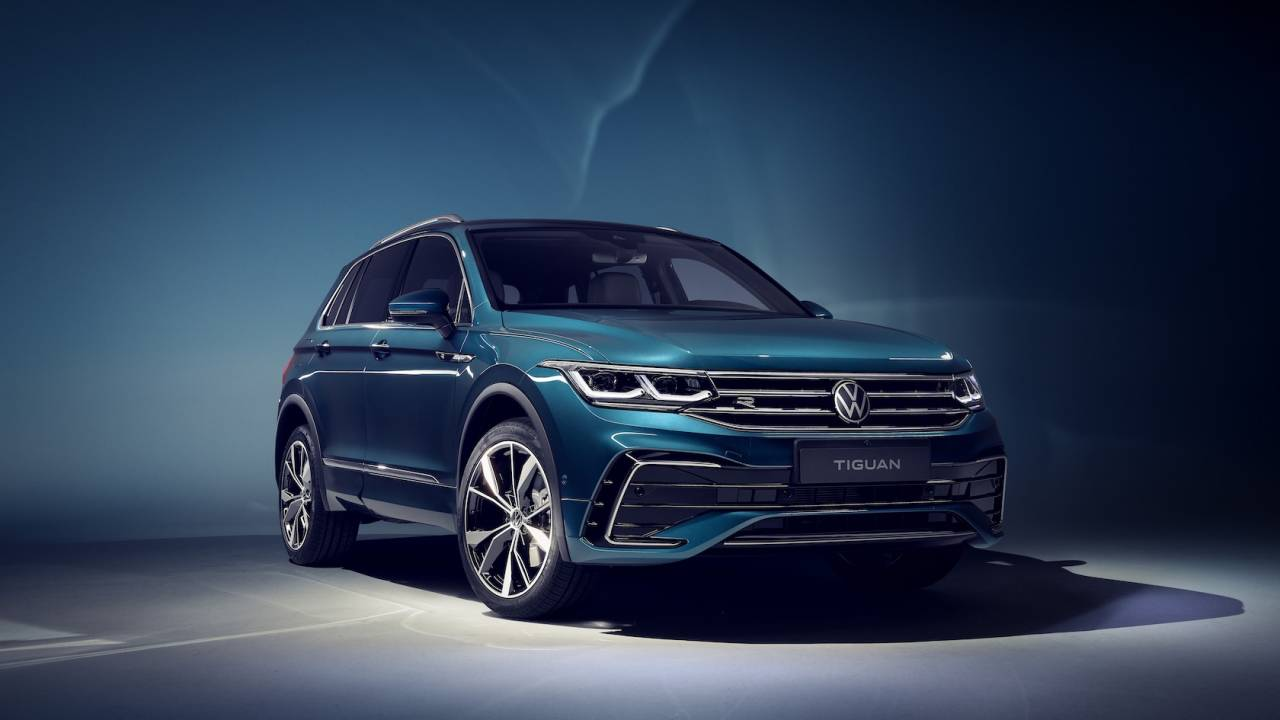 2021 Volkswagen Tiguan brushes up bestseller with new style and tech