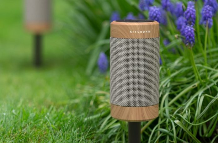Get stuck in with KitSound's new Diggit 55 outdoor Bluetooth speaker