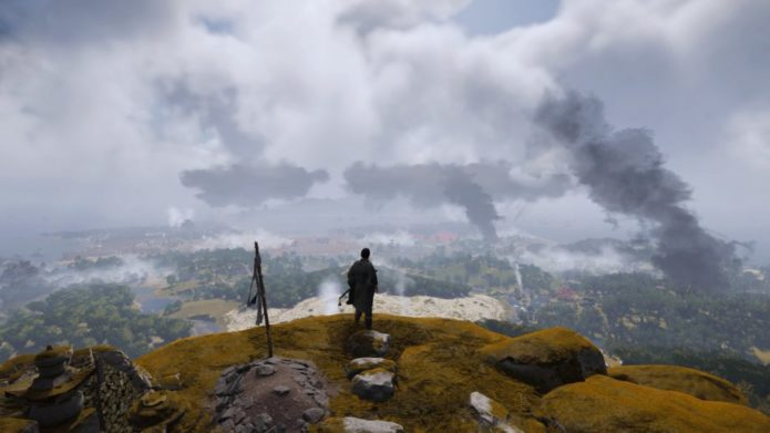 5 things I wish I knew before starting Ghost of Tsushima