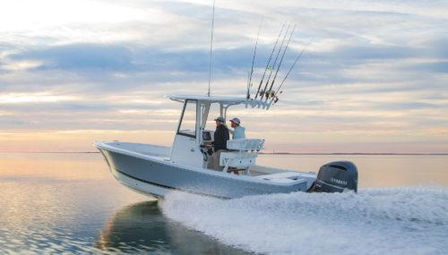 Regulator 24XO First Glance Boat Reviews