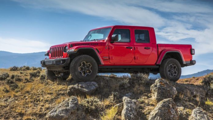 2021 jeep gladiator ecodiesel official more torque and