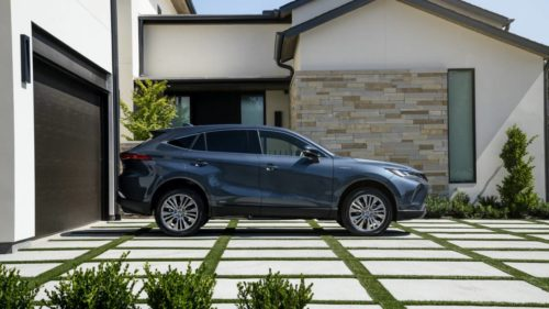 2021 Toyota Venza vs. 2021 Hyundai Santa Fe: Which Is Better?
