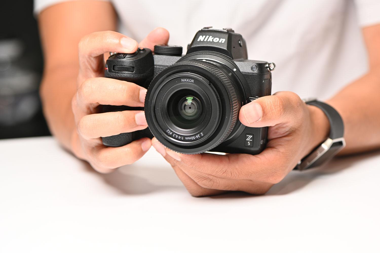 Nikon Z5 vs Canon EOS RP – The 10 main differences