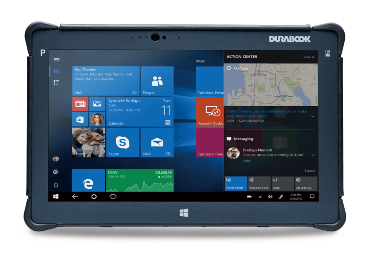 Durabook R11 Rugged Tablet Review: A Tough Cookie