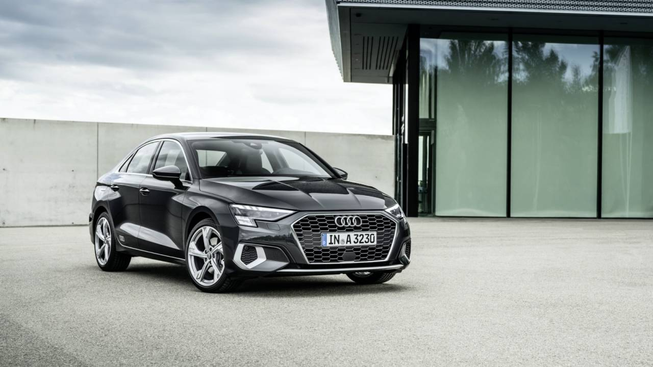 2022 Audi A3 Sedan is a sharper, sportier entry into the Four-Ring club