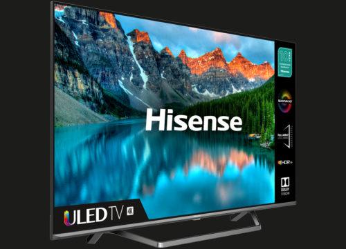 Hisense U7QF 4K TV Review