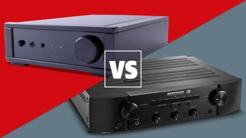 Rega io vs Marantz PM6006 UK Edition: which is the better budget stereo amp?