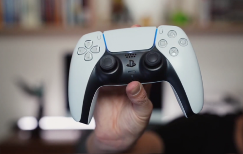 First DualSense controller hands-on reveals a built-in PS5 game