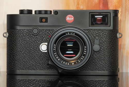 What you need to know about the new Leica M10-R