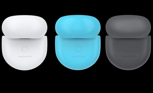 OnePlus Buds Design Revealed: One Wireless Earphones, Three Colors Schemes