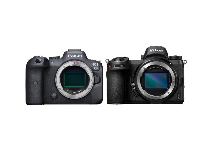 Canon EOS R6 vs Nikon Z6 – The 10 Main Differences