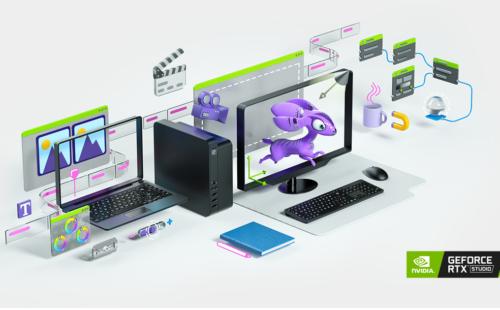 NVIDIA Studio & RTX Studio: The System for Creators