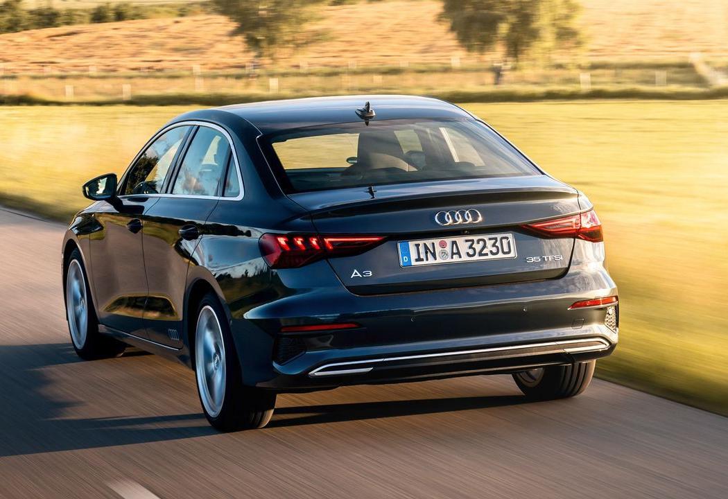 2022 Audi A3 Sedan Prepares for Battle in the U.S.