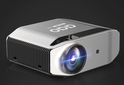 Aao YG620 Projector: Comes with 1080p Full HD