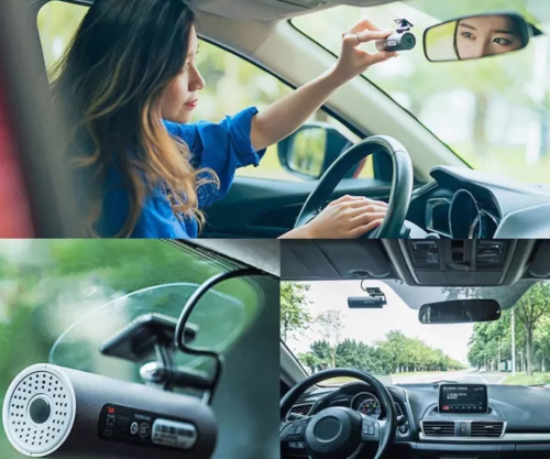 70mai 1080P Car DVR Dash Cam Review: Comes with Full Screen Rearview 130FOV Mirror Recorder