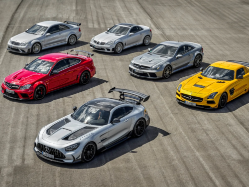 Looking back at Mercedes-AMG's Black Series