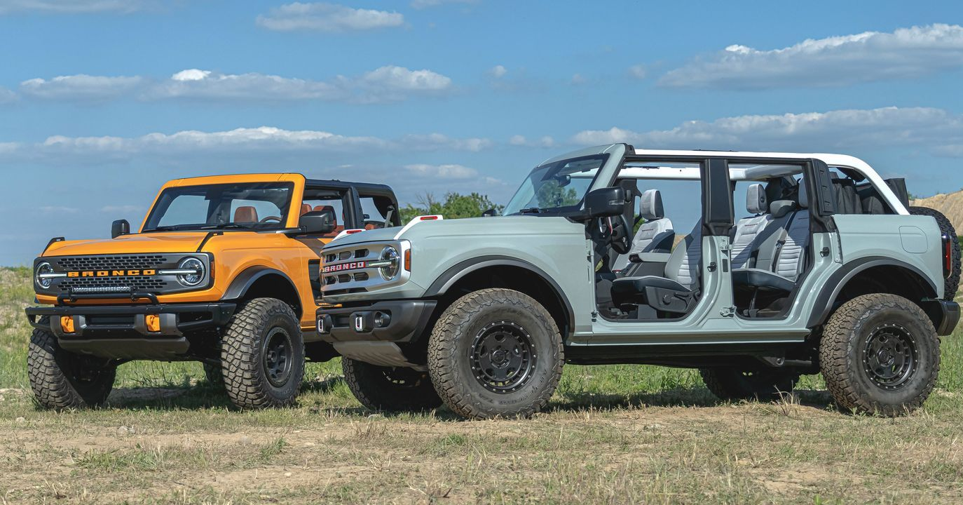 Reserving a 2021 Ford Bronco? Get Ready To Wait 18 Months to Take Delivery