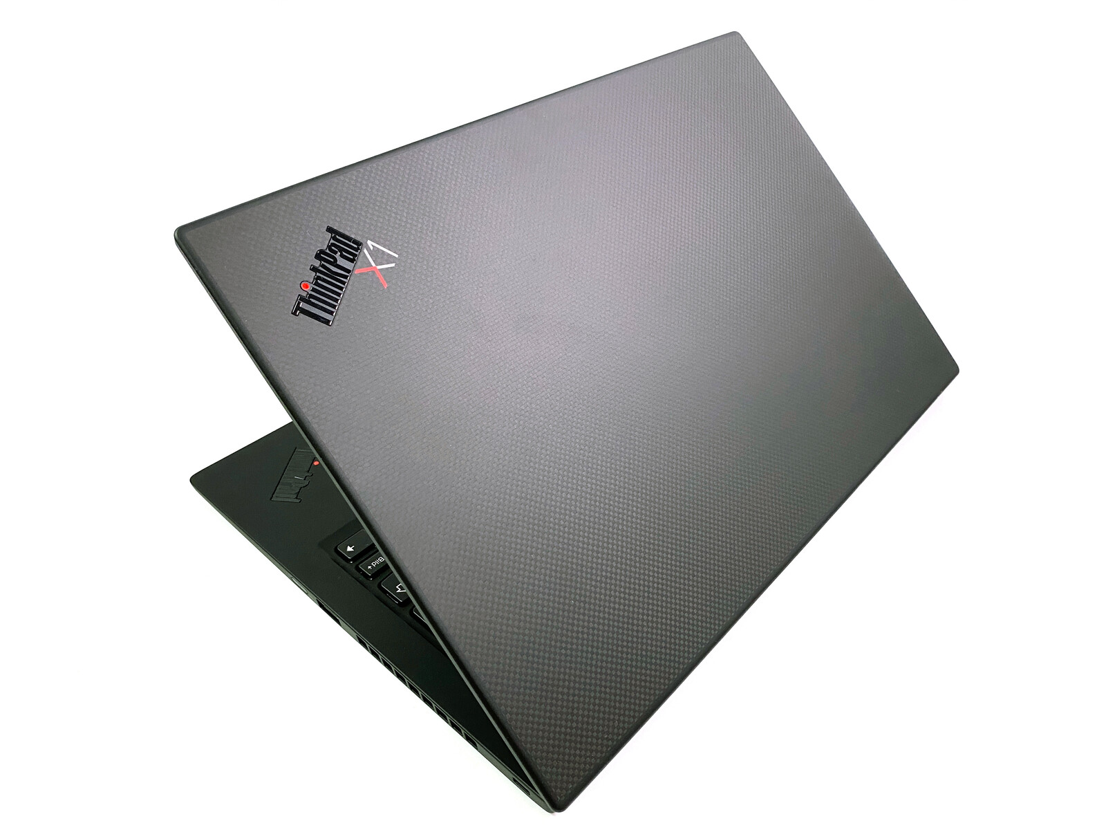 Lenovo ThinkPad X1 Carbon 2020: The 4K display suffers from PWM flickering