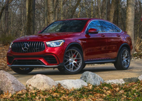 2020 Mercedes-AMG GLC 63 S Coupe Review – Suspend Disbelief