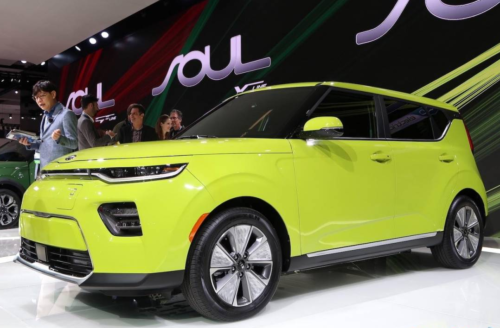 2021 Kia Soul Loses Options, Colors For New Model Year