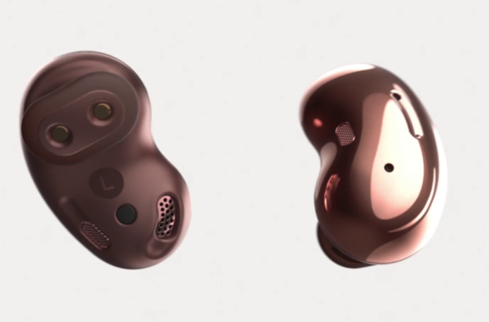 Samsung Galaxy Buds Live official renders leak — revealing this crucial feature