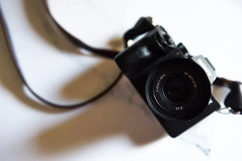 Great for a Sony a7 Series Camera: Samyang 45mm f1.8 Review