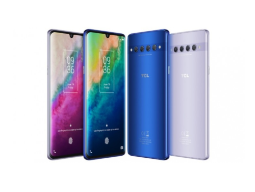 TCL 10 Plus and TCL 10 SE go official