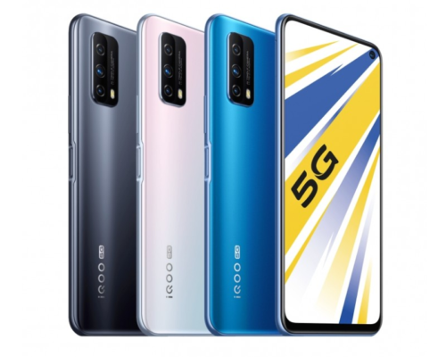 vivo iQOO Z1x 5G unveiled with 120Hz display, $230 price